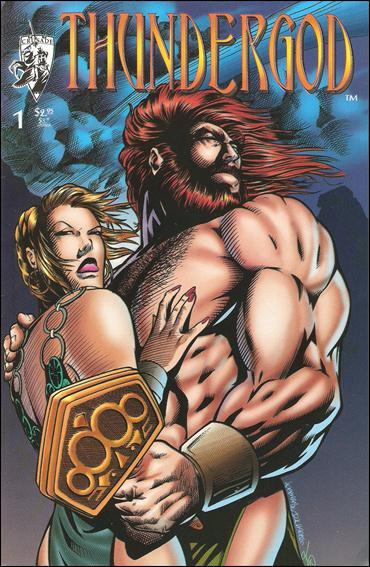 Thundergod (1996) 1-B by Crusade