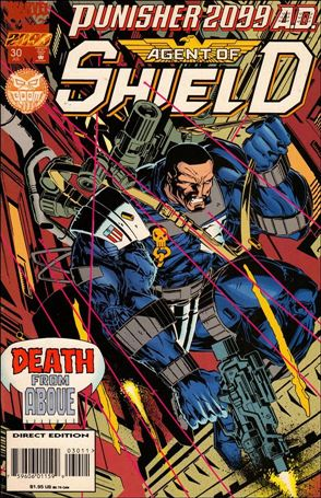 Punisher 2099 (1993) 30-A