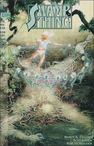 Swamp Thing (1986) 130-A by Vertigo