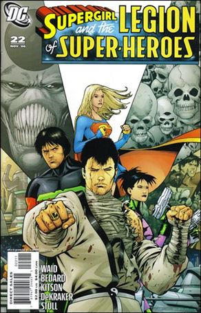 Supergirl and the Legion of Super-Heroes 22-A