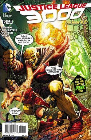 Justice League 3000 15-A