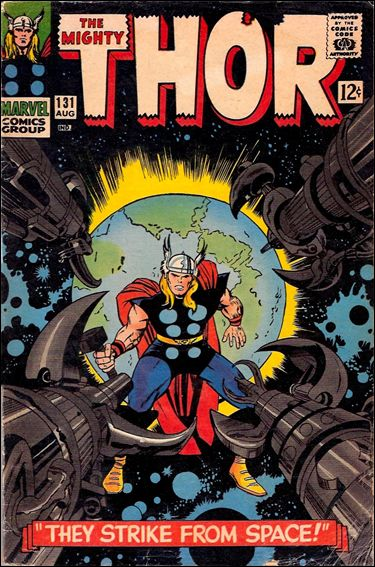 Thor (1966) 131-A by Marvel