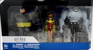 Batman Animated Batman, Robin & Mutant (NBA)