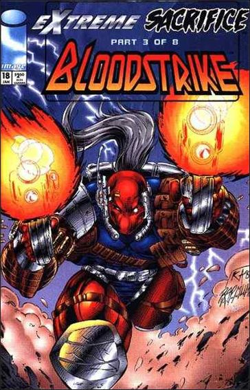 Bloodstrike (1993) 18-B by Image