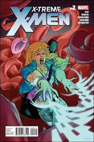 X-Treme X-Men (2012) 2-A