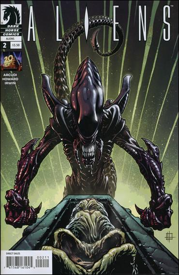 Aliens (2009)  2-A by Dark Horse