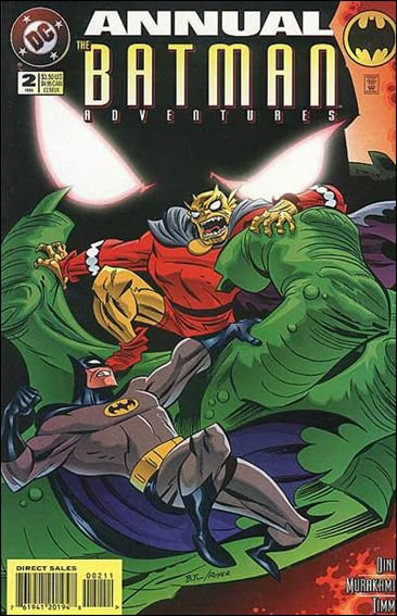 Batman Adventures Annual 2-A by DC