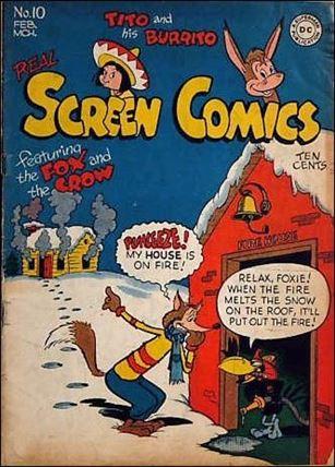 Real Screen Comics 10-A