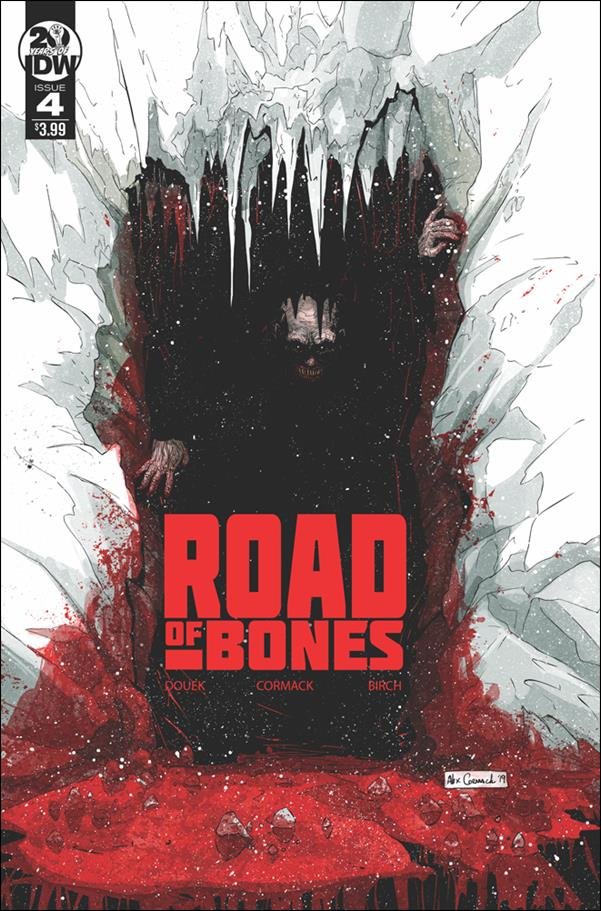 Road of Bones 4-A by IDW