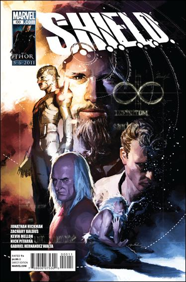S.H.I.E.L.D. (2010) Infinity-A by Marvel