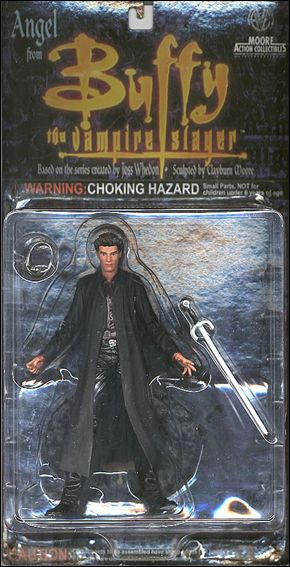 Buffy the Vampire Slayer (Series 1) Angel by Moore Action Collectibles
