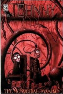 Johnny the Homicidal Maniac  5-A by Slave Labor Graphics (SLG) Publishing