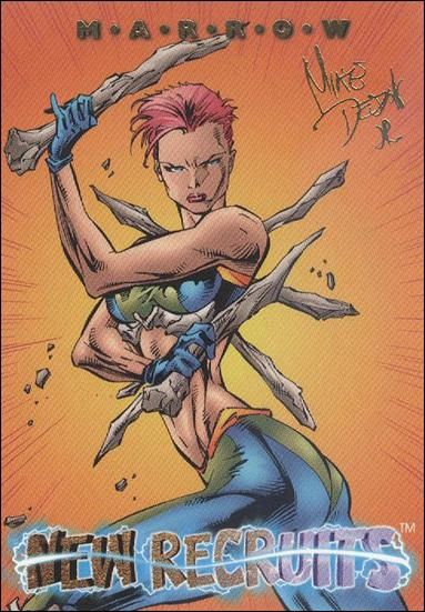 X-Men: Timelines (New Recruits Subset) 2 of 8-A by Fleer/SkyBox