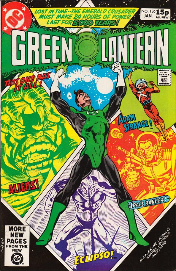 Green Lantern (1960) 136-B by DC