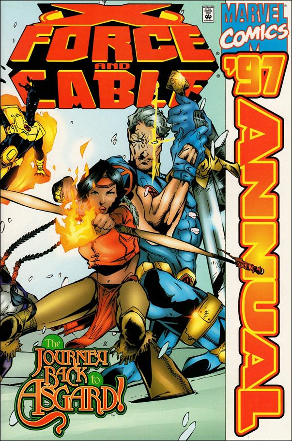 X-Force Annual '97-A by Marvel
