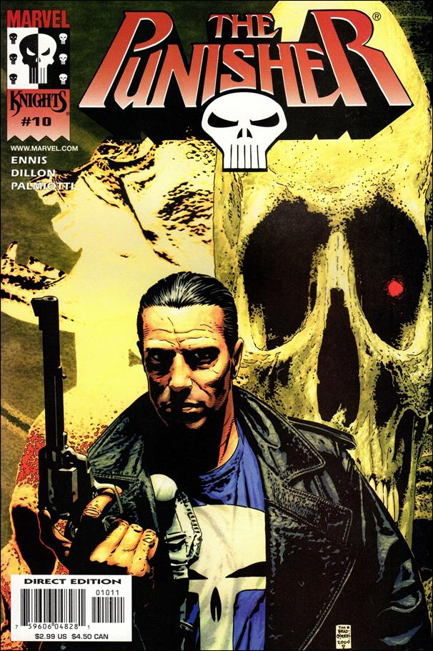 Punisher (2000) 10-A by Marvel