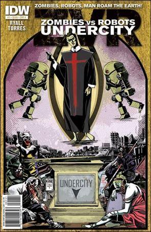 Zombies vs Robots: Undercity 1-A