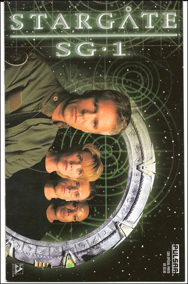 Stargate SG-1 Convention Special 1-B by Avatar Press