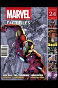 Marvel Fact Files 24-A