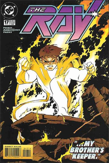 Ray (1994) 17-A by DC