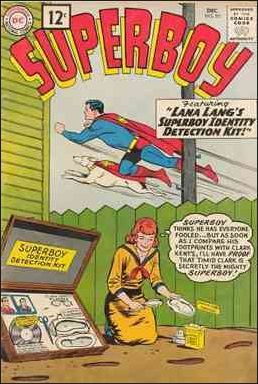 Superboy (1949) 93-A by DC