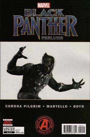 Marvel's Black Panther Prelude 2-A
