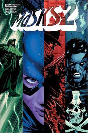 Masks 2 7-A