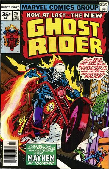 Ghost Rider (1973) 25-B by Marvel