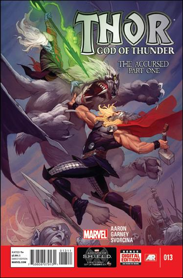 Thor: God of Thunder 13-A by Marvel
