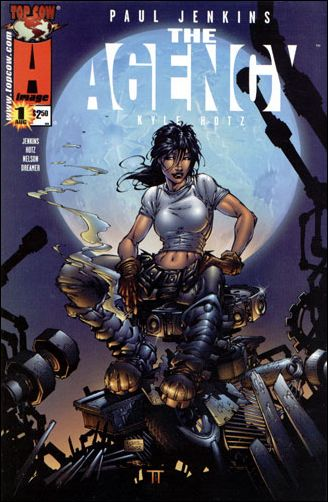 Agency 1-B by Top Cow