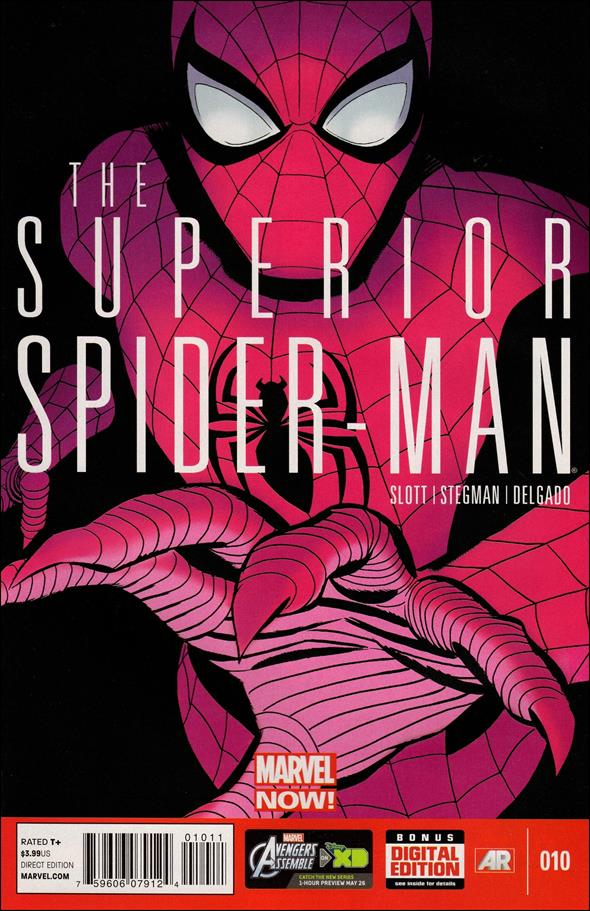 Superior Spider-Man 10-A by Marvel