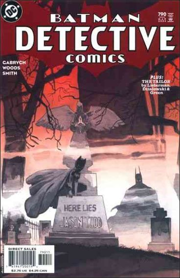 Detective Comics (1937) 790-A by DC