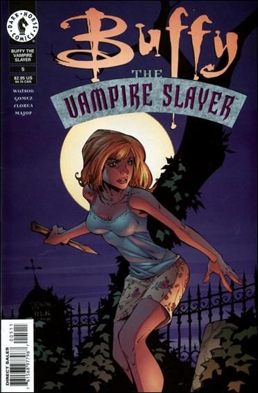 Buffy the Vampire Slayer 5-A by Dark Horse