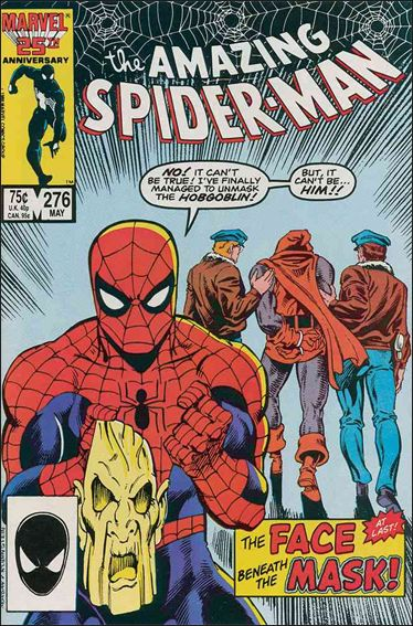 Amazing Spider-Man (1963) 276-A by Marvel