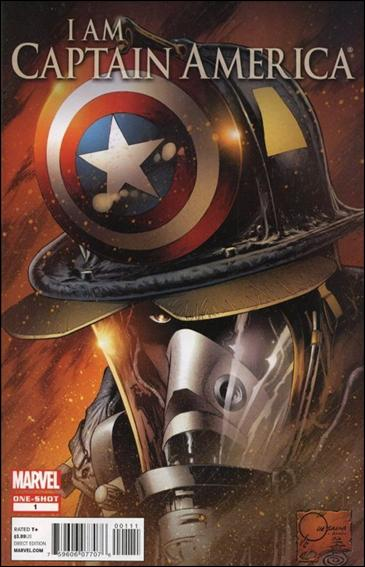 I Am Captain America 1-A by Marvel