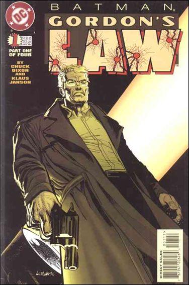 Batman: Gordon's Law 1-A by DC