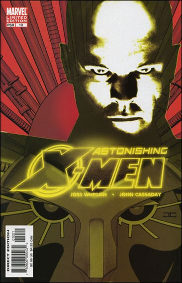 Astonishing X-Men (2004) 10-B by Marvel