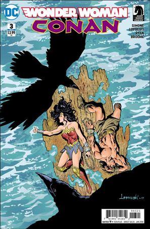 Wonder Woman/Conan 3-B