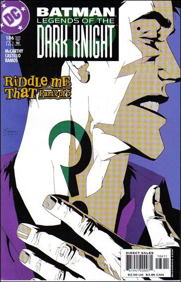 Batman: Legends of the Dark Knight 186-A by DC