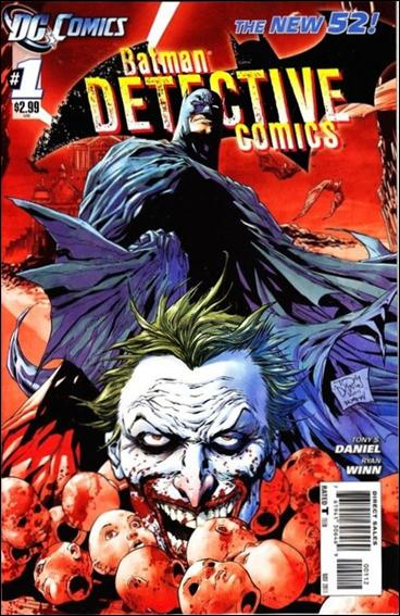 Detective Comics (2011) 1-B by DC