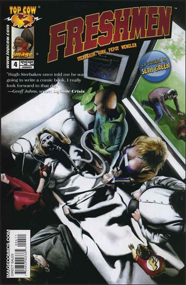 Freshmen (2005) 4-A by Top Cow