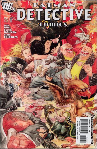 Detective Comics (1937) 841-A by DC