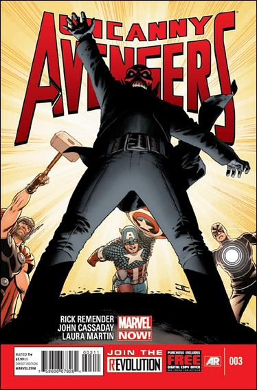 Uncanny Avengers (2012) 3-A by Marvel