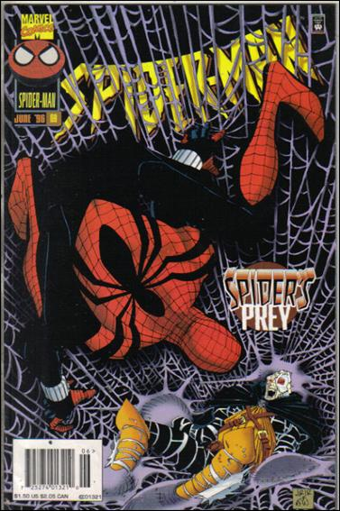 Spider-Man (1990) 69-B by Marvel