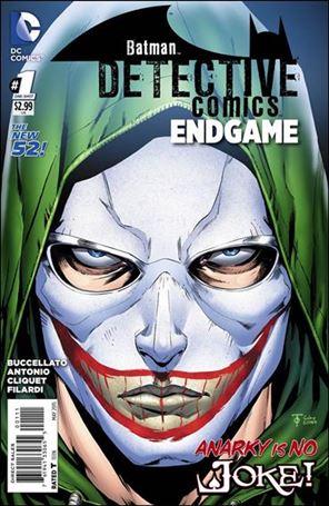 Detective Comics: Endgame 1-A
