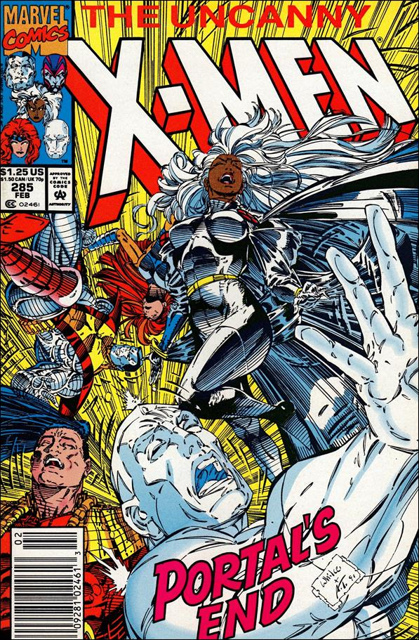 Uncanny X-Men (1981) 285-A by Marvel