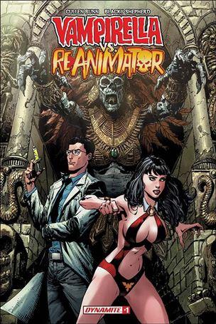 Vampirella vs Reanimator 1-A