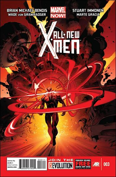 All-New X-Men (2013) 3-A by Marvel