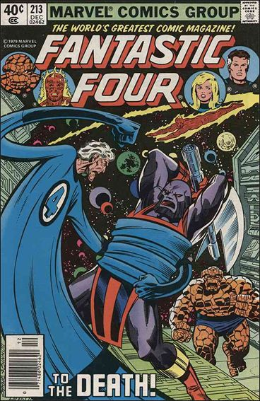 Fantastic Four (1961) 213-A by Marvel