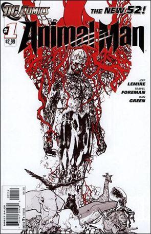 Animal Man (2011) 1-D